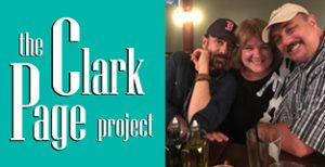 The Clark Page Project at Coolidge Corner Library, Brookline, Sunday, July 30, 2017