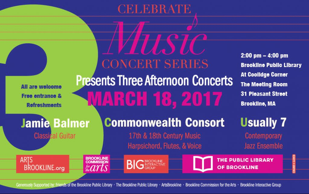 Celebrate Music Commonwealth Concert