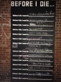 Before I Die Wall June 4_2015(2)