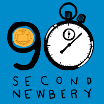 90 second Newbery Film Festival at Brookline Village Library