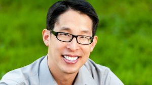 An Evening with Gene-Luen-Yang at Coolidge Theatre