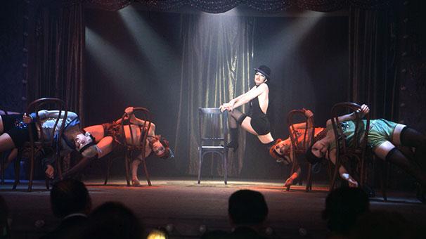Cabaret at The Coolidge, Brookline